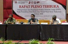 DPT Pilwalkot Makassar 901.087 Pemilih