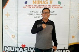 Rais Petta Paladang Terpilih Jadi Ketua Umum IKA PNUP