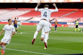 El Clasico, Kali Ini Milik Real Madrid