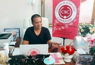 Dokter Yudi: CSC Hadirkan Stem Cell Quantum Pertama di Asia