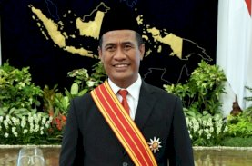 Amran Sulaiman: Penghargaan Ini untuk Petani Indonesia