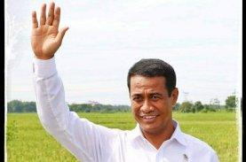 Andi Amran Sulaiman Bakal Mendapat Anugrah Tanda Kehormatan dari Presiden