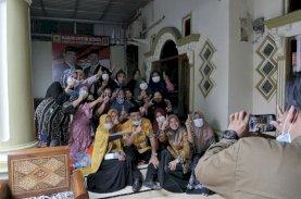 Komunitas Majelis Taklim di Marusu Dukung Tajerimin-Havid