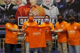 Angkatan Muda Muhammadiyah Makassar Deklarasi Dukung Danny-Fatma