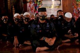 Brimob Bone Peringati Maulid Nabi Muhammad SAW Secara Virtual