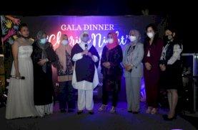 Sosialita Makassar Berkumpul Galang Donasi