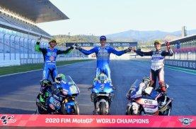 Juara Dunia Grand Prix 2020: Mir, Bastianini, Arenas