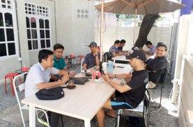 Kedai Kopi Seketika, Warkop dengan Nuansa Cafe