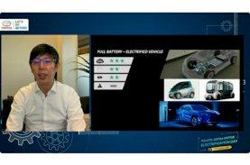TAM Melengkapi Pilihan Kendaraan Elektrifikasi dengan Menghadirkan BEV