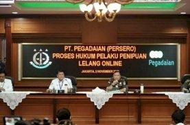 Pegadaian Proses Hukum Pelaku Penipuan Lelang Online