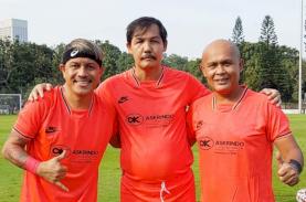 Ricky Yacobi, Legenda Sepak Bola Indonesia Meninggal Dunia