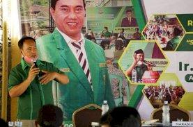 Saharuddin Konsultasi Publik Ranperda Sistem Pertanian Organik