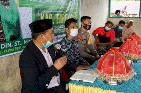 Saharuddin Reses Keliling Desa di Enrekang