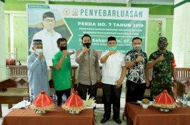Saharuddin: Pemerintah Dukung Pemberdayaan Koperasi dan Usaha Kecil