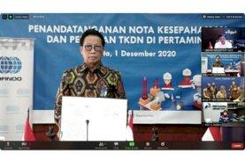 Sucofindo Kerja Sama Pertamina Perkuat TKDN untuk Dorong Investasi Lokal
