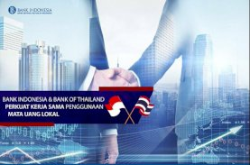 Bank Indonesia dan Bank of Thailand Perkuat Kerja Sama