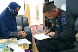 Brimob Bone Rutin Berinfaq Melalui Zakat Profesi