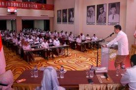 Kader Gerindra Makassar Ikuti Pendidikan Politik