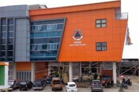 Dua Carester BPBD Makassar Siaga Banjir