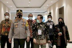 Kapolrestabes, KPU, dan Bawaslu Sukses Awasi Debat di Jakarta