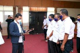 Pengurus Soppeng Dilantik, Pesan Ketua SMSI Sulsel: Bangun Sinergitas dengan Pemerintah