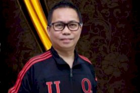 Sukriansyah Beri Selamat kepada Danny-Fatma Pemenang Pilwalkot Makassar