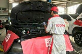 Toyota Hadirkan Layanan Perawatan Kendaraan Antisipasi Risiko Berkendara
