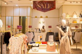 White Mode Nipah Mall Diskon Hingga 70 Persen