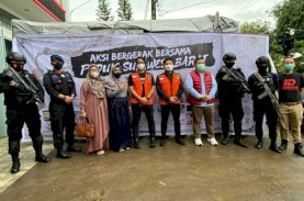Aksi Gerak Bersama Relawan Live Celebes untuk Korban Gempa Sulbar