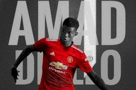 Man United Resmikan Kedatangan Amad Diallo