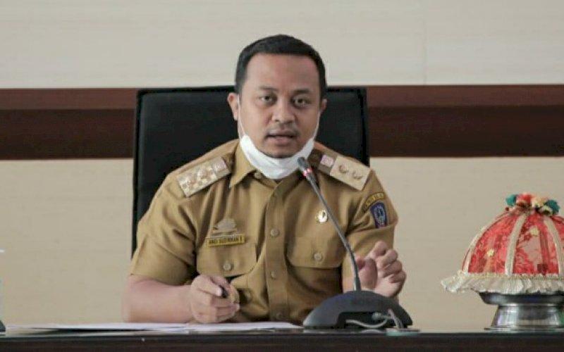 Andi Sudirman Sulaiman. foto: istimewah