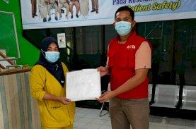 Anir Peduli Serahkan APD ke RSUD Batara Siang Pangkep