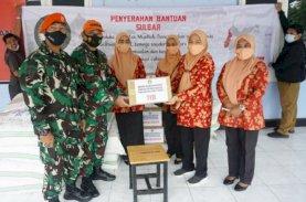 DWP Sulsel Salurkan Bantuan untuk Korban Gempa Sulbar