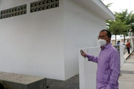 Kakus Timbul di Anjungan Pantai Losari, Danny Pomanto: Ini Kejahatan di Dunia Arsitektur