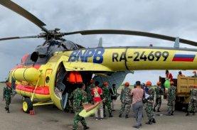 BNPB Menambah Lagi Bantuan Logistik Penanganan Gempa Sulbar