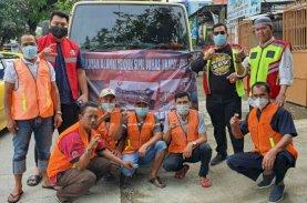 IKATSI Unhas Salurkan Bantuan untuk Korban Gempa Sulbar