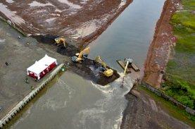 Kanal Selatan CPI Ditembuskan untuk Memperlancar Sirkulasi Air di Pantai Losari