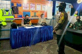 Kapolrestabes Akui Malam Tahun Baru 2021 Aman dan Lancar
