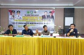 Provinsi Ambil Alih Kepemimpinan PWI Parepare-Barru