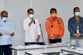 Kronologis Sementara Sriwijaya Air yang Hilang Kontak