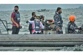 Tim Gabungan Temukan Titik Lokasi Jatuhnya Sriwijaya Air SJ 182