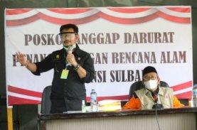 Mentan Siapkan 3 Agenda Penanganan Pasca Bencana Alam Sulbar dan Kalsel