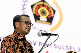 Gubernur Sulsel Ajak PWI Bergandengan Tangan Sukseskan Vaksinasi Covid-19