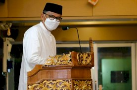 Nurdin Abdullah Daftar Vaksinasi Pertama di Sulsel