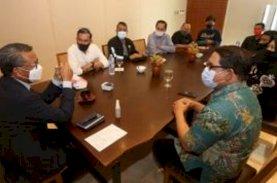 Nurdin Abdullah Harap Agus Salim Tetap Pimpin PWI Sulsel