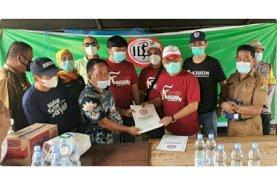 IKA Bedah Unhas dan PABI Makassar Kirim Dokter dan Bantuan ke Sulbar