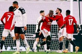 Man United Kembali ke Puncak Klasemen