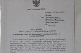 Pemkot Makassar Izinkan Usaha Buka Sampai Pukul 22.00 WITA