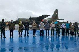 Pemprov Sulsel Pulangkan 102 Warga Jatim dan Jateng Korban Gempa Sulbar