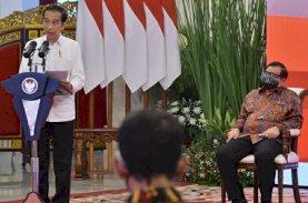 Presiden Minta Menteri dan Gubernur Kawal Proses Penyaluran Bansos